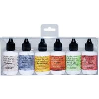 Color Burst Liquid Heavy Metals 6-er Pack