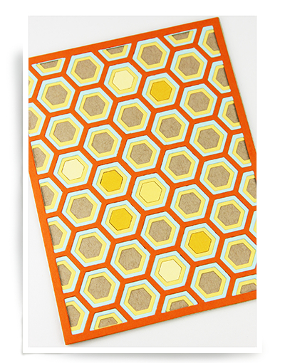 Honeybee Layer Craft Die Stanze