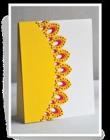 Birch Press Design - Kessa Arch Layer Craft Die Stanze