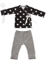 Babyset mit Hose und Wickelshirt Minikrea Schnittmuster