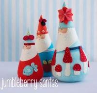 Mayblossom Schnittmuster - Jimbleberry Santas