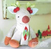 Mayblossom Schnittmuster - Mistletoe