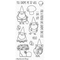 My favorite things Clear Stamp - You Gnome me