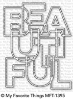 My favorite things die Stanze - Bold Beautiful