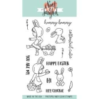 Clear Stamp Set - Cottontail Cuties