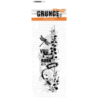 Studio Light Clear Stamp Grunge Collection