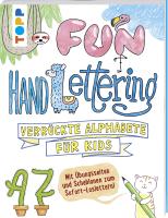 Buch - Fun Handlettering für Kids