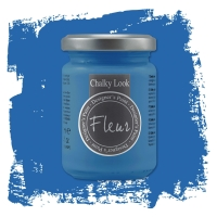 To-Do Fleur Chalky Look Paint Primary Cyan 130ml
