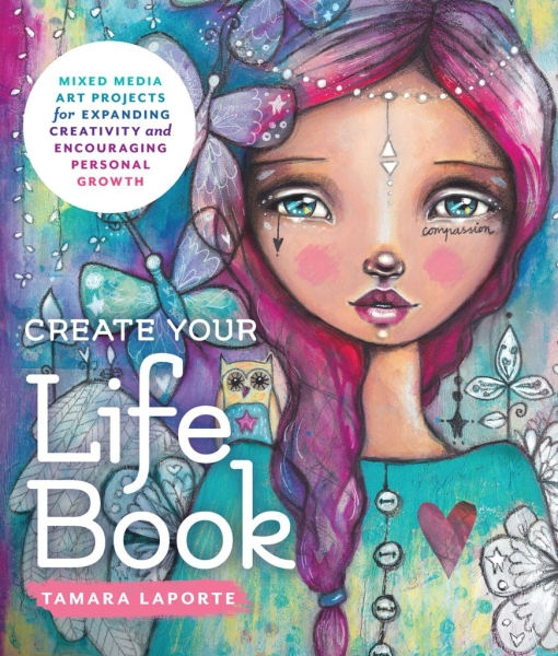 Buch - Create your life book (englisch)