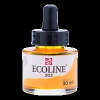 Ecoline 30ml dunkelgelb 202