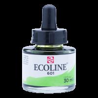 Ecoline 30ml hellgrün 601