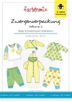 Farbenmix Schnittmuster Zwergenverpackung Vol. II