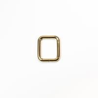 Quadrat-Ring 20 oder 25mm Band - Gold