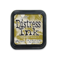 Distress Ink Stempelkissen - Crushed Olive