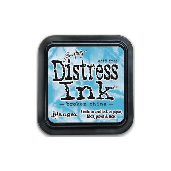 Distress Ink Stempelkissen - Broken China