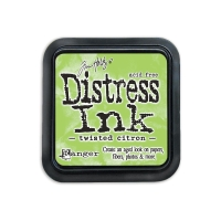 Distress Ink Stempelkissen - Twisted Citron
