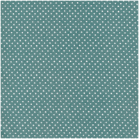 Wachstuch little Dots Antique Green
