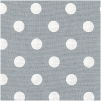Wachstuch Giant Dots Dusty Blue