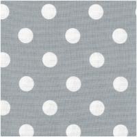 Au Maison Wachstuch Giant Dots Dusty Blue