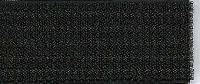 Klettverschluss MAGIC schwarz 50mm