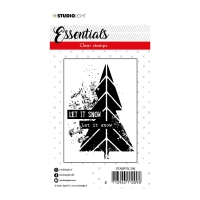 Studiolight Clear Stamp - Let it Snow