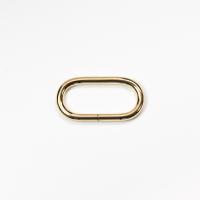 Versteller einfach für 40mm Band - Gold