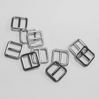 Versteller doppelt für 20mm Band - Silber