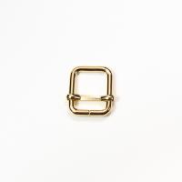 Versteller doppelt für 20mm Band - Gold