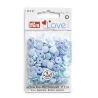 Prym Love Color Snaps Mini T3 hellblau-mint