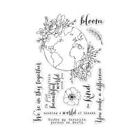 Hero Arts Stamp Set Beautiful World
