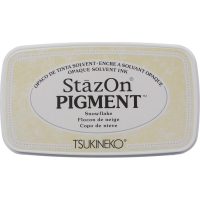 Stempelkissen StazOn Pigment - Snowflake