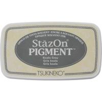 Stempelkissen StazOn Pigment - Koala Gray