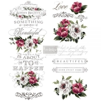 Re-Design Décor Transfers - Hopeful Wishes