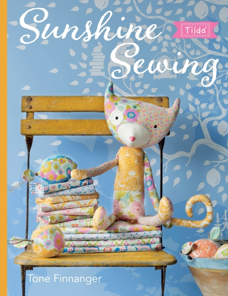 Buch - Tilda Sunshine Sewing