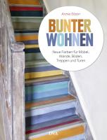 Buch - Annie Sloan - Bunter wohnen