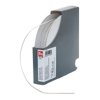 Prym Standard-Elastic 5mm weiss 95°C waschbar