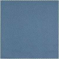 Baumwollpopeline Mikrosterne jeansblau
