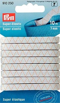 Prym Super Elastic 7mm x 10m
