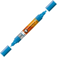 Molotow ONE4ALL AcrylicTwin 230 Shock Blue