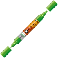 Molotow ONE4ALL AcrylicTwin 219 Neon Green Fluo