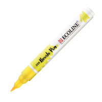 Ecoline Brush Pen 205 Zitronengelb