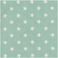 Au Maison Wachstuch Star Big Dusty Mint