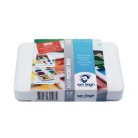 van Gogh Pocketbox Grundfarben