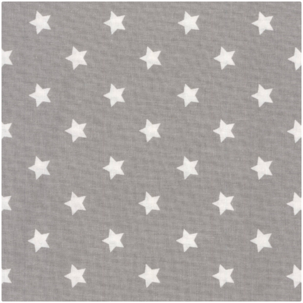 Au Maison Wachstuch Star Big Grey