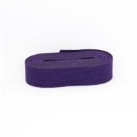 Gummiband 20mm breit - 2m Stück Violett