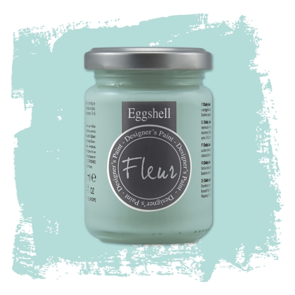 To Do Fleur Paint Eggshell Cape Town Blue 130ml
