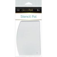 Decofoil Stencil Pal - Schablonier Werkzeug