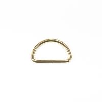 D-Ring für 40mm Band - Gold