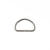 D-Ring für 40mm Band - Silber