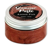 Stamperia Glamour Paste Ancient Pink 100ml
